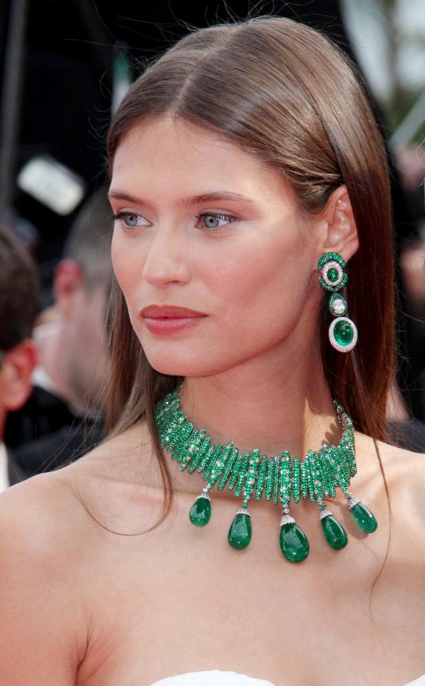 Bianca Balti at the 2011 Cannes Film Festival on exshoesme.com.