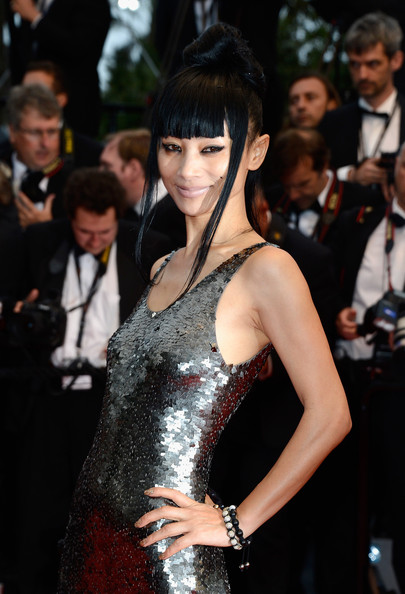 Bai 2013 5 Bai Ling at The Cannes 2013