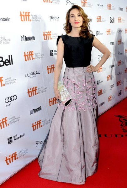 2. Carice Van Houten in Dior at The Fifth Estate premiere at the 2013 Toronto International Film Festival #TIFF13 on Exshoesme.com. Jason Merritt photo