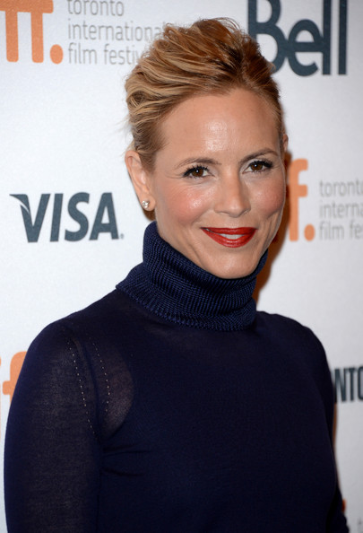 2. Maria Bello in Salvatore Ferragamo at Prisoners premiere at the 2013 Toronto International Film Festival #TIFF13 on Exshoesme.com. Jason Merritt photo