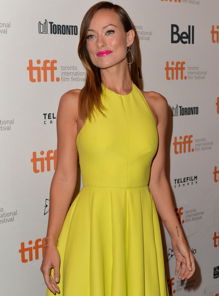 2. Olivia Wilde at Third Person premiere at the 2013 Toronto International Film Festival #TIFF13 on Exshoesme.com. Alberto E. Rodriguez photo