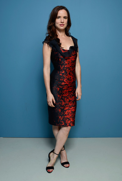 5. Juliette Lewis in the Guess Portrait Studio  at the 2013 Toronto International Film Festival #TIFF13 on Exshoesme.com. Larry Busacca photo