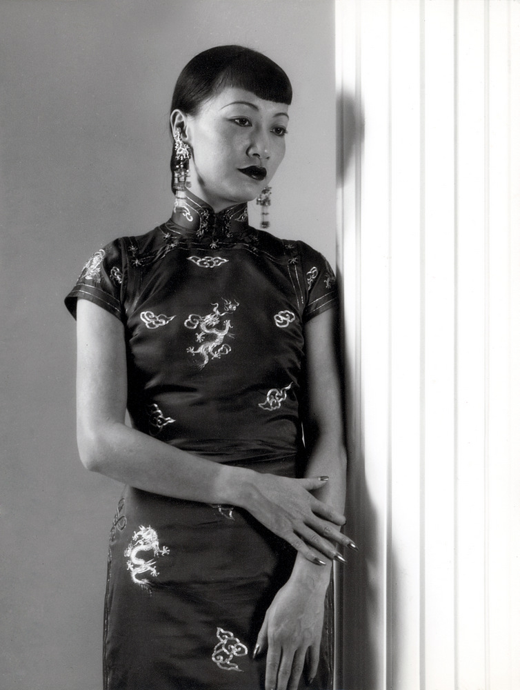 Anna May Wong, circa 1933 Publicity still courtesy of Photofest
