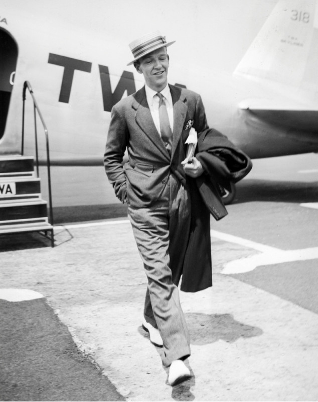 Fred Astaire 1936 Photograph courtesy of Photofest